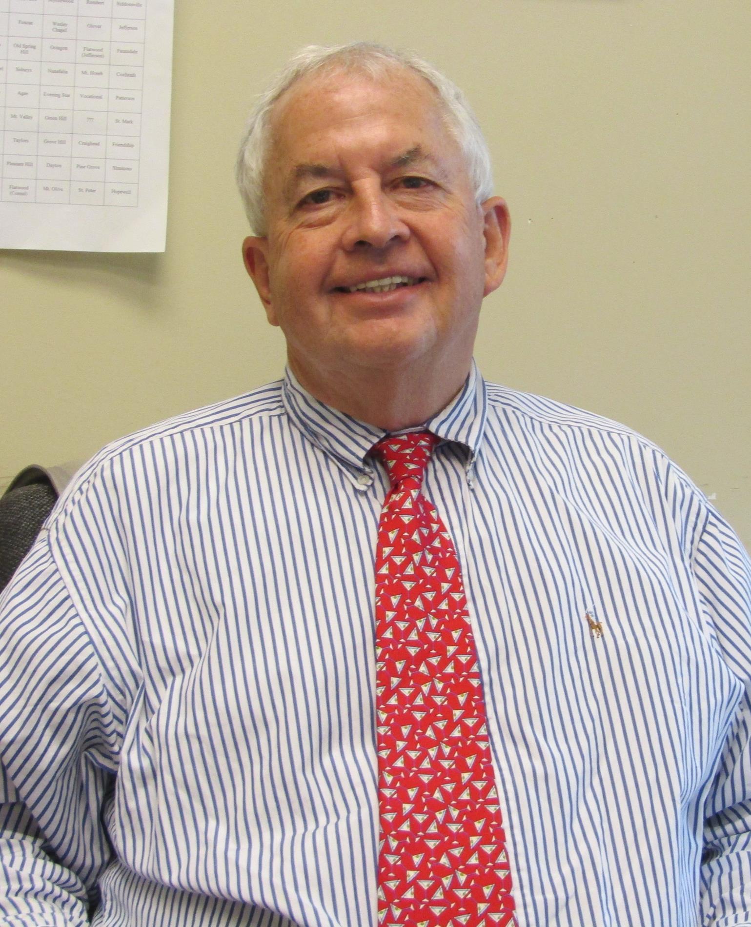Mr. Luther P. Hallmark Superintendent