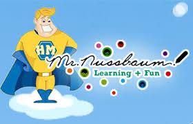 Mr Nussbaum Games