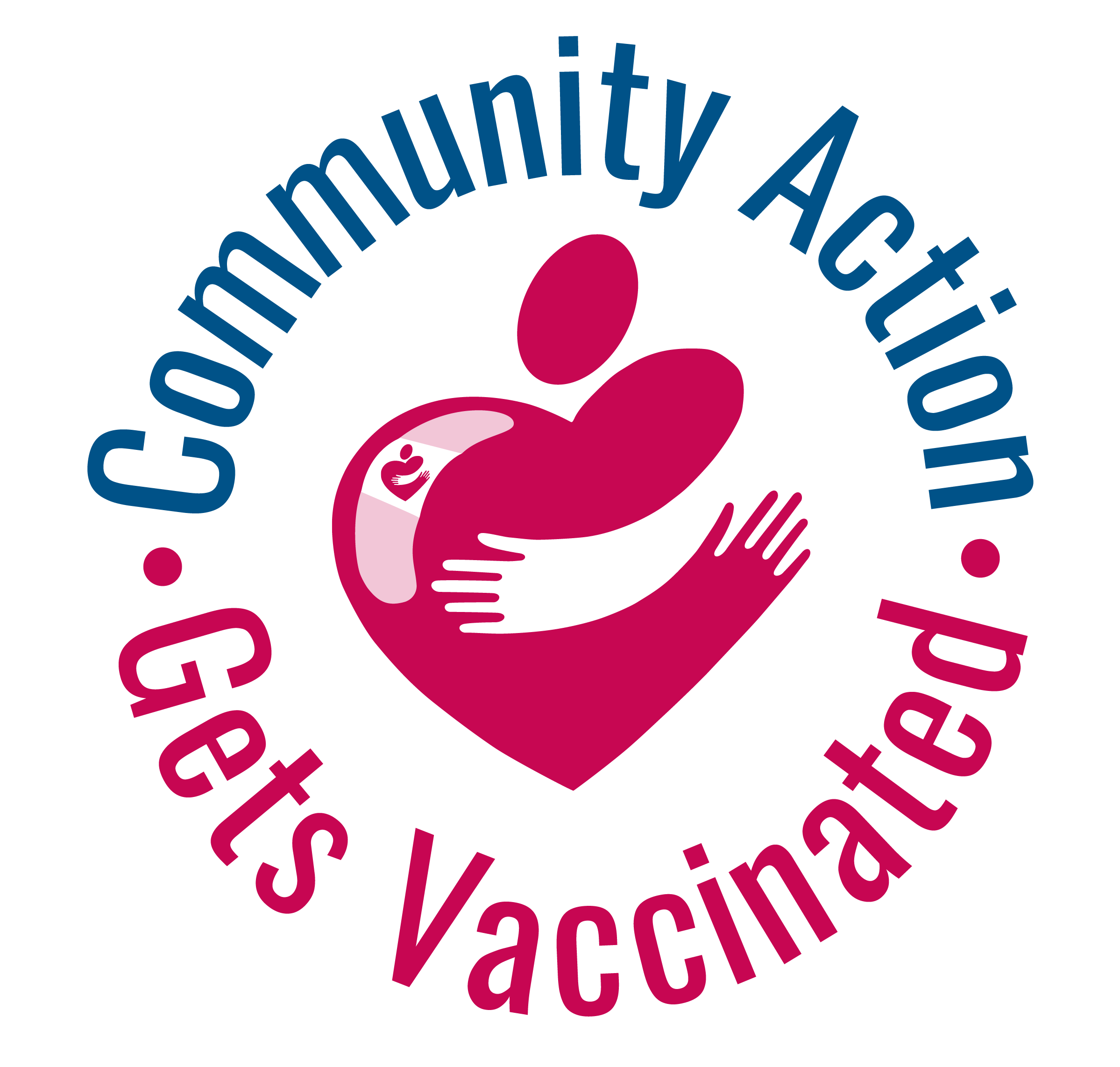 Community Action Vaccine Logo