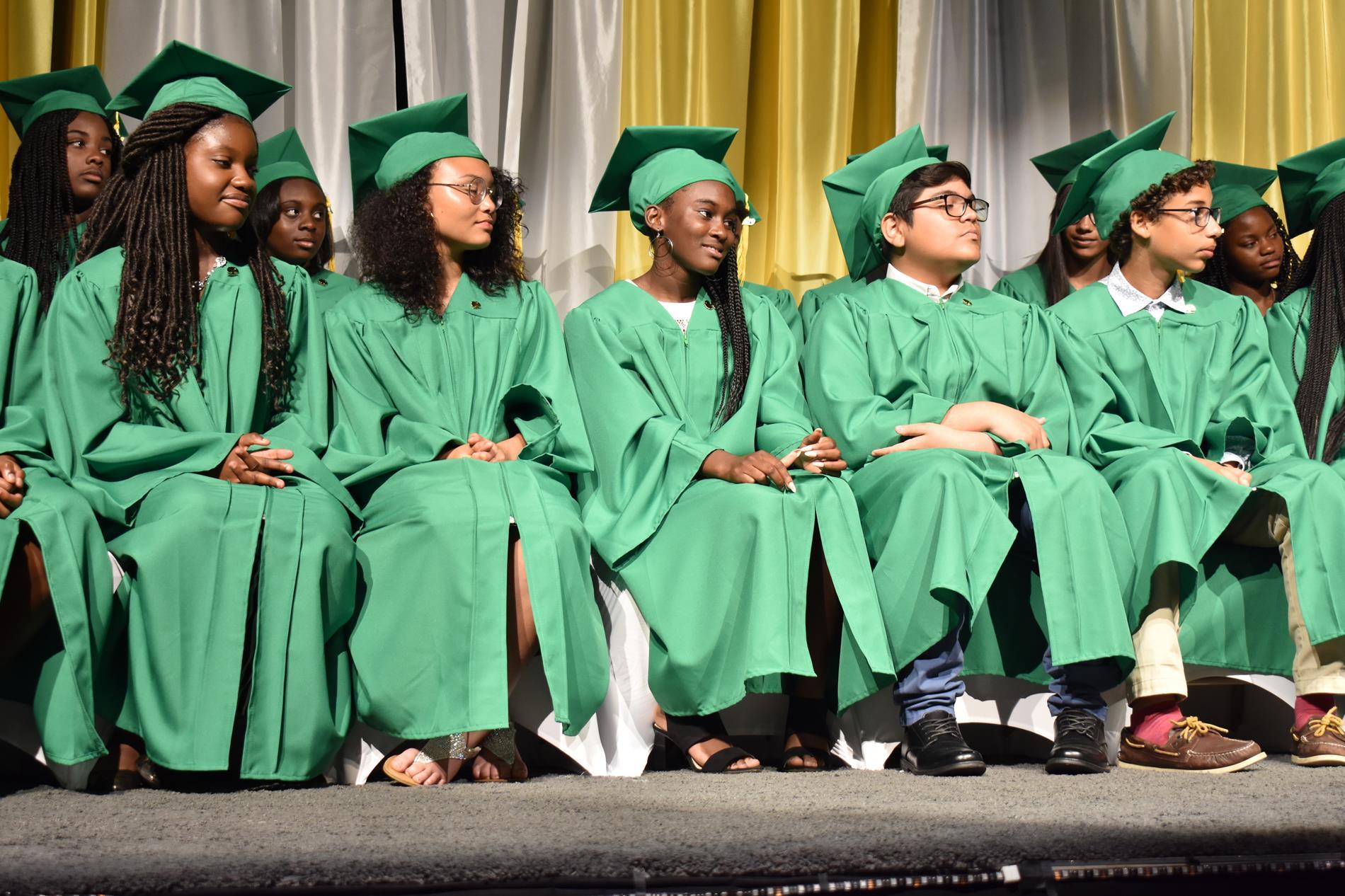Academy Prep Graduates