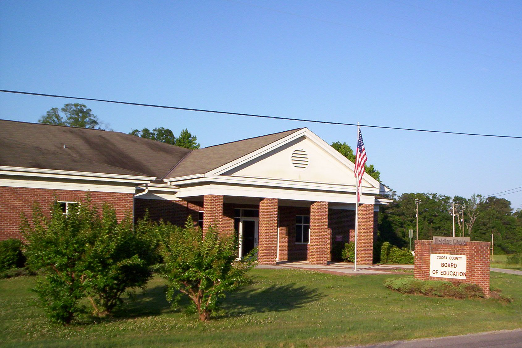 Coosa County Board of Education