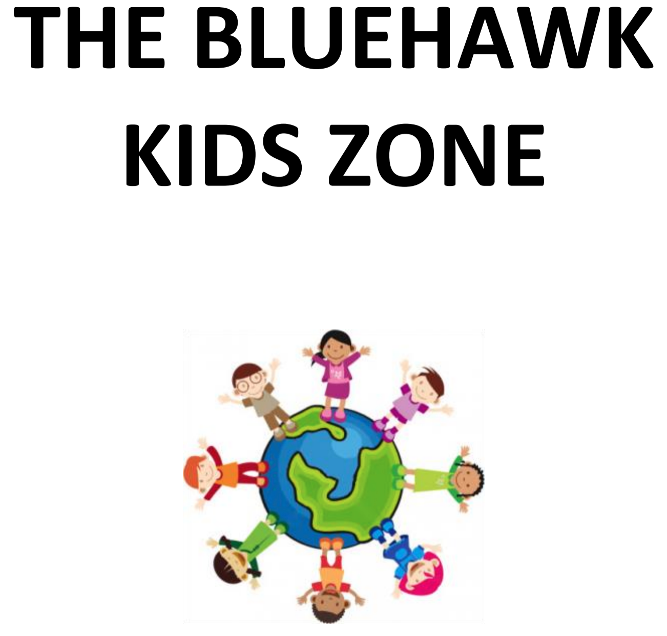 The Blue Hawk Kids Zone