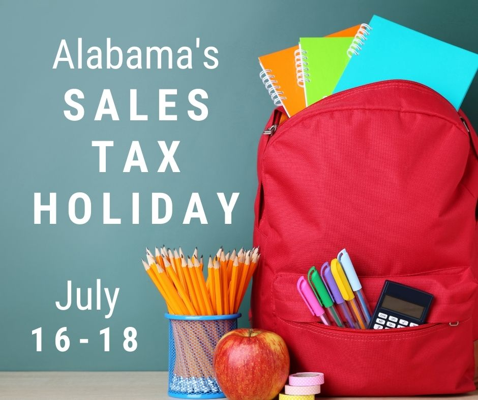 Sales Tax Weekend