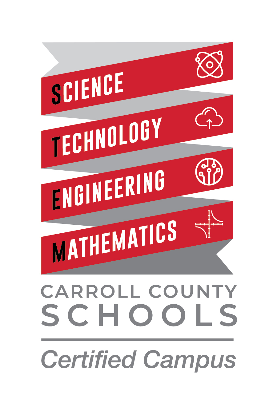 STEM Certified school banner