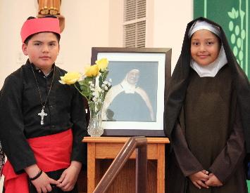 Ven. Mother Luisita's Feast Day