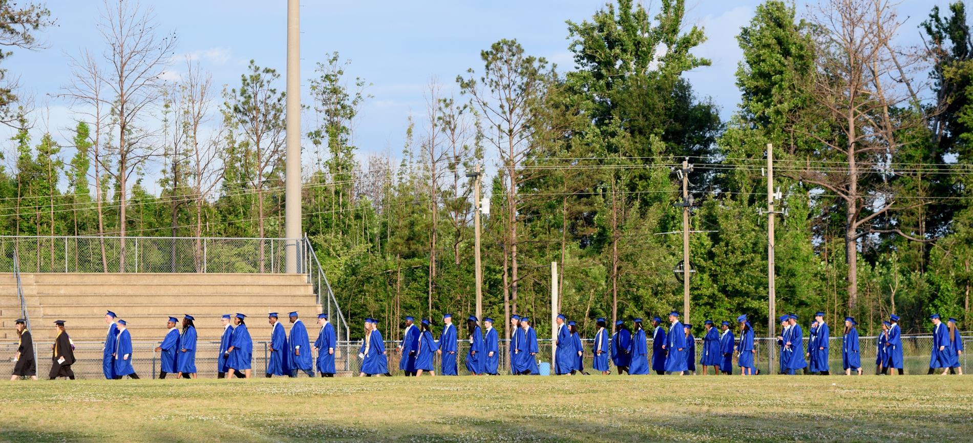 2021 Graduates Enter