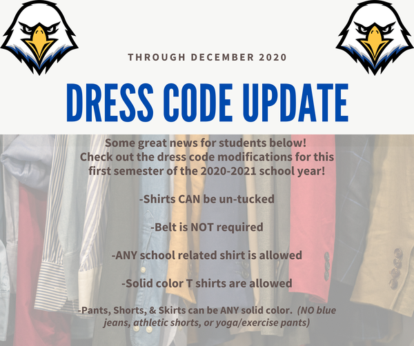 Dress Code Information