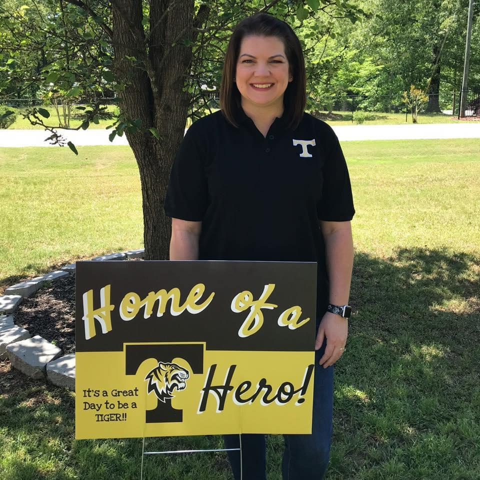 Michelle Shivers, THS Staff