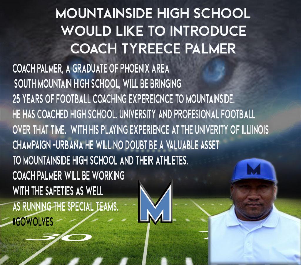 Coach Palmer