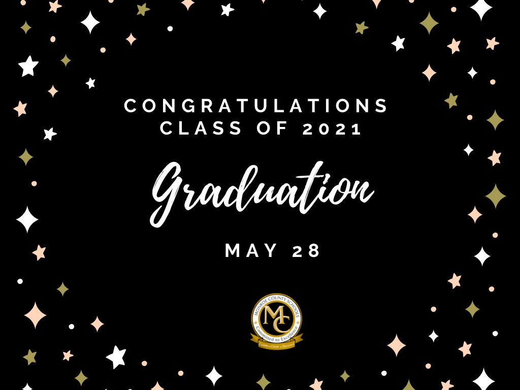 Graduation is Coming!