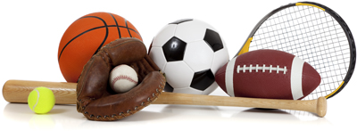 image of sports equipment