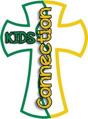 Kids Connection Cross Logo