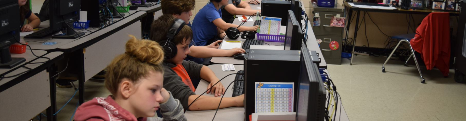 Mrs. Ailey's Computer Lab