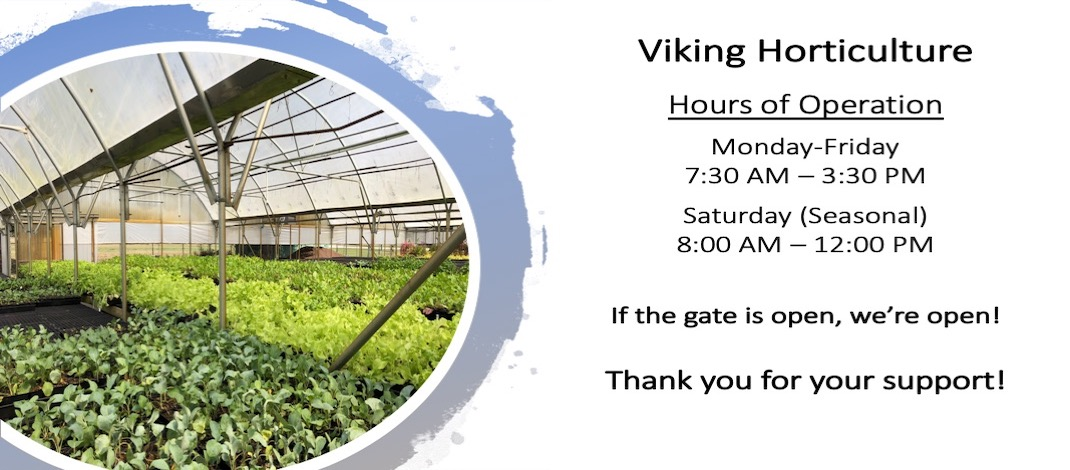 Horticulture Hours