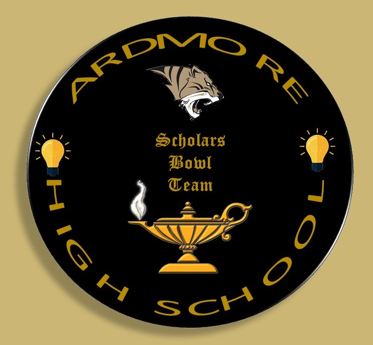 AHS Scholars Bowl Logo (High School)