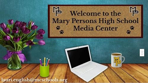 Mrs. English's Bitmoji Media Center