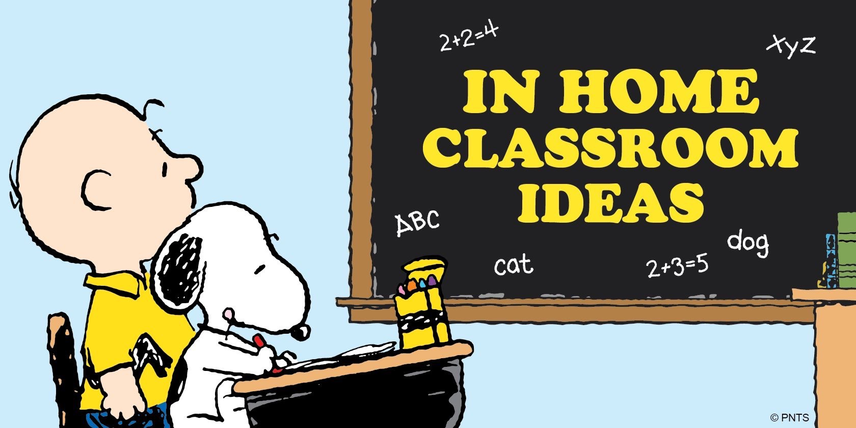 In home classroom ideas  picture