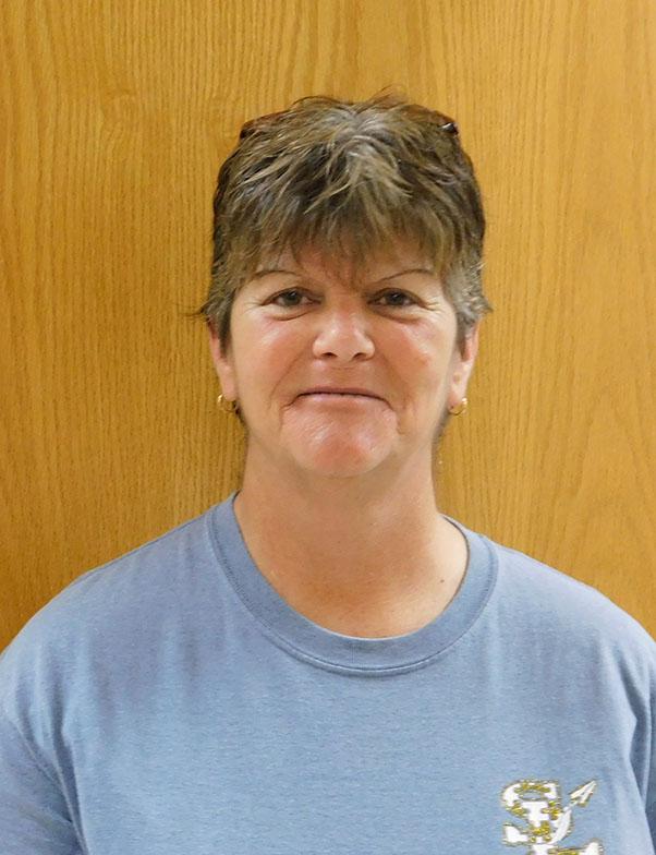 Mrs. B. McCulley, Para-Educator