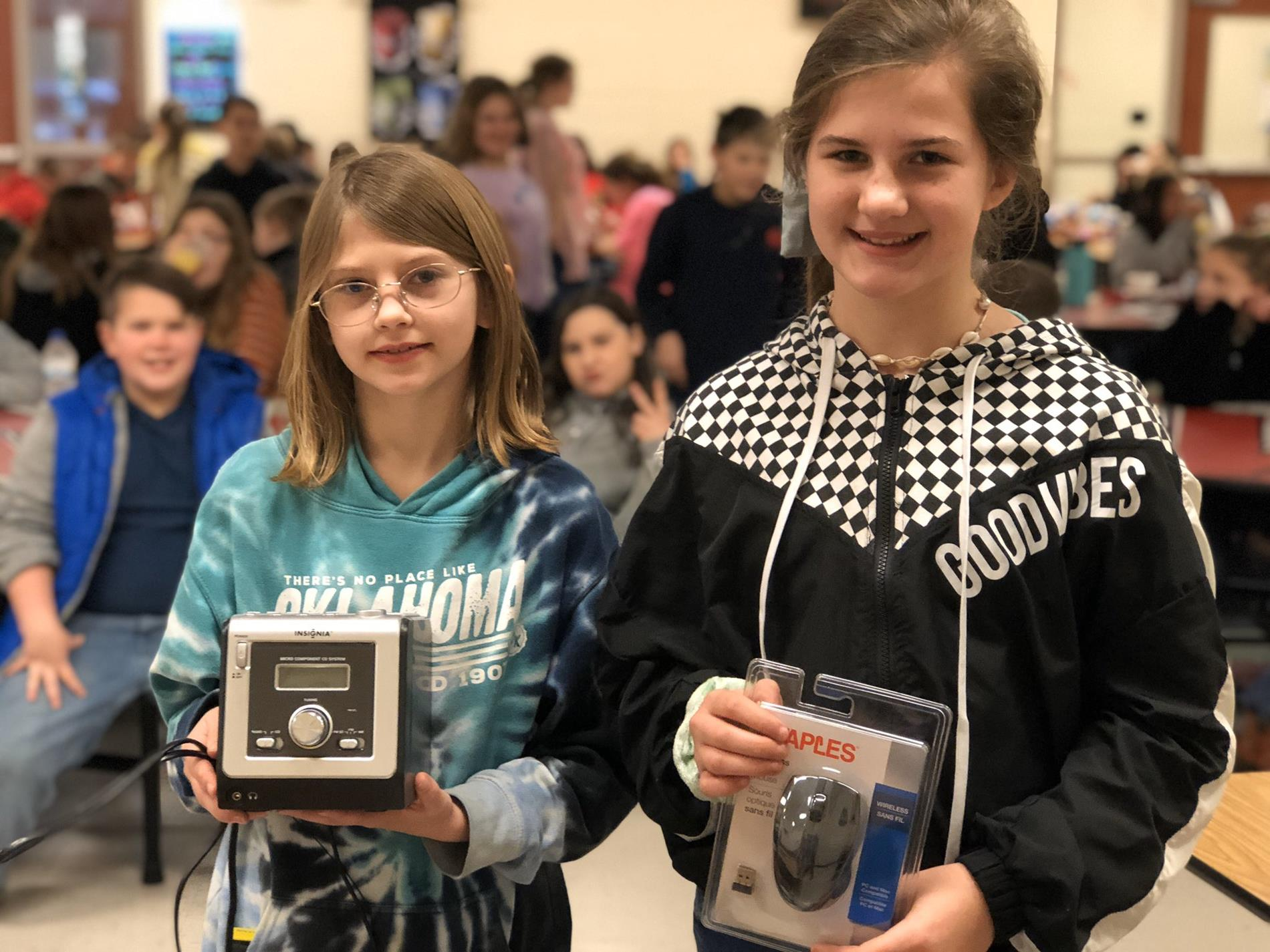 5th grade prize winners