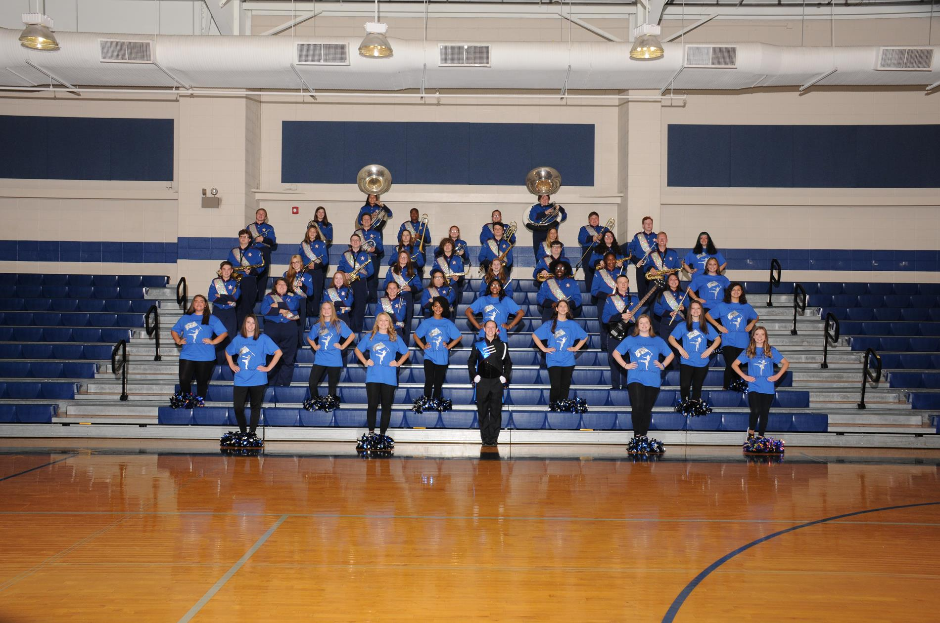 Marbury Northstars Band