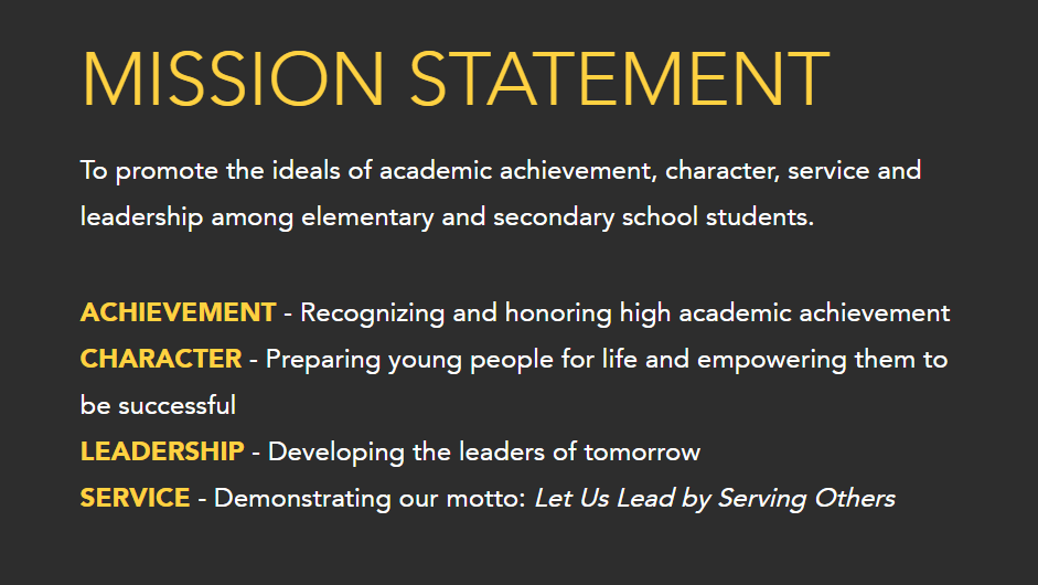 Beta Mission Statement