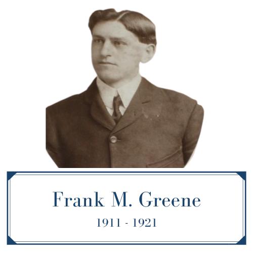 Frank M. Greene