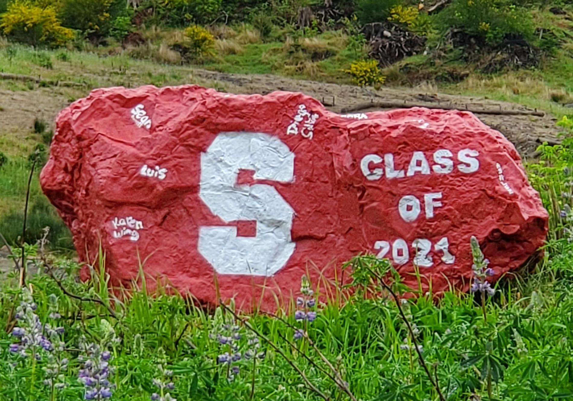 Senior Class Rock
