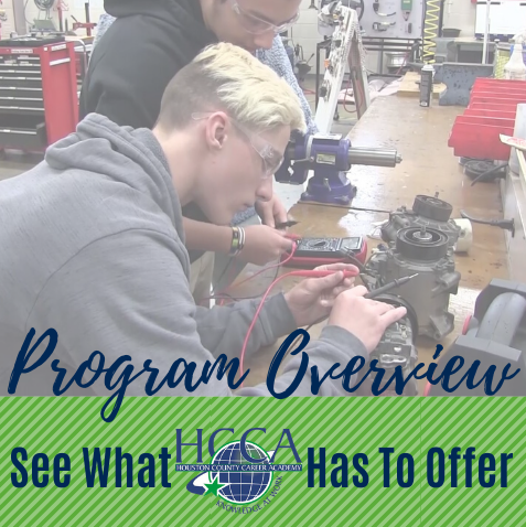 Program Overview- See what HCCA has to offer