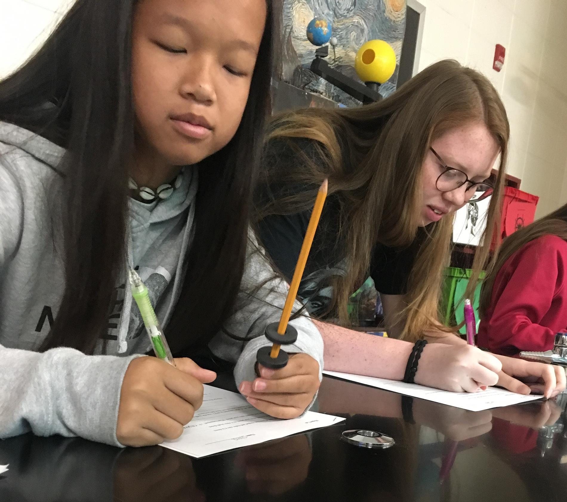 Sharpening Science Skills
