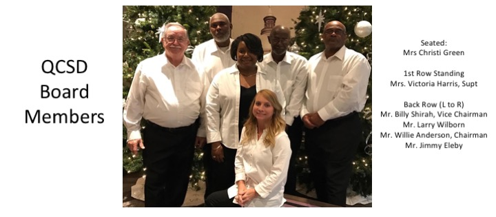 Quitman Co Board Members