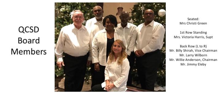 Quitman Co Board Members