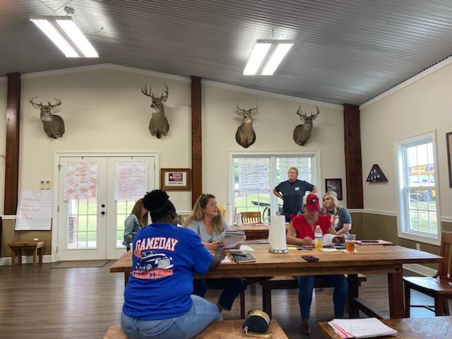 JDD Summer Leadership Retreat