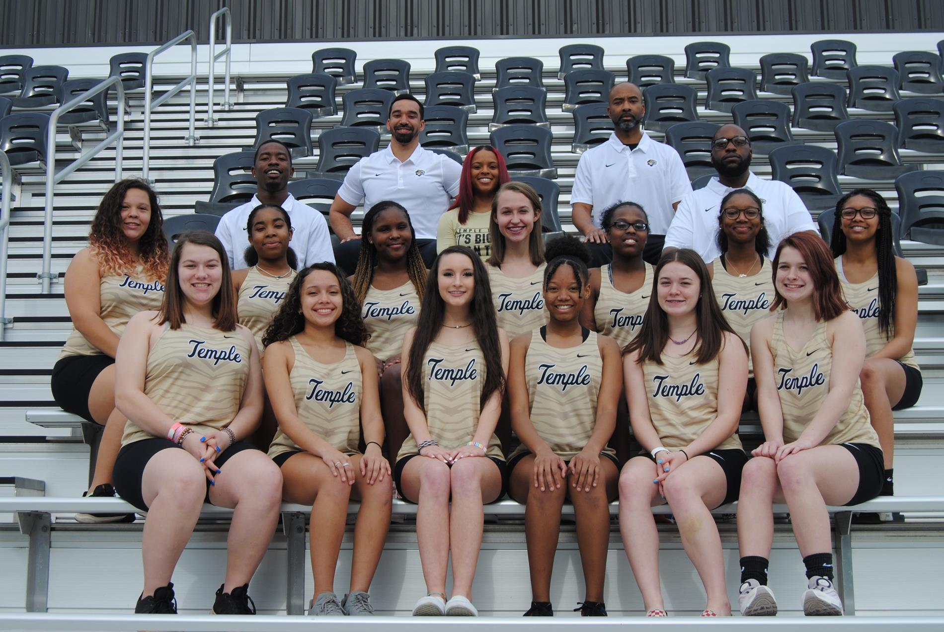 Tiger Girls Track