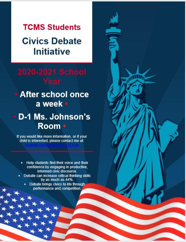 Civics Debate club