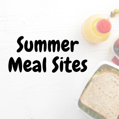 Summer Feeding Sites