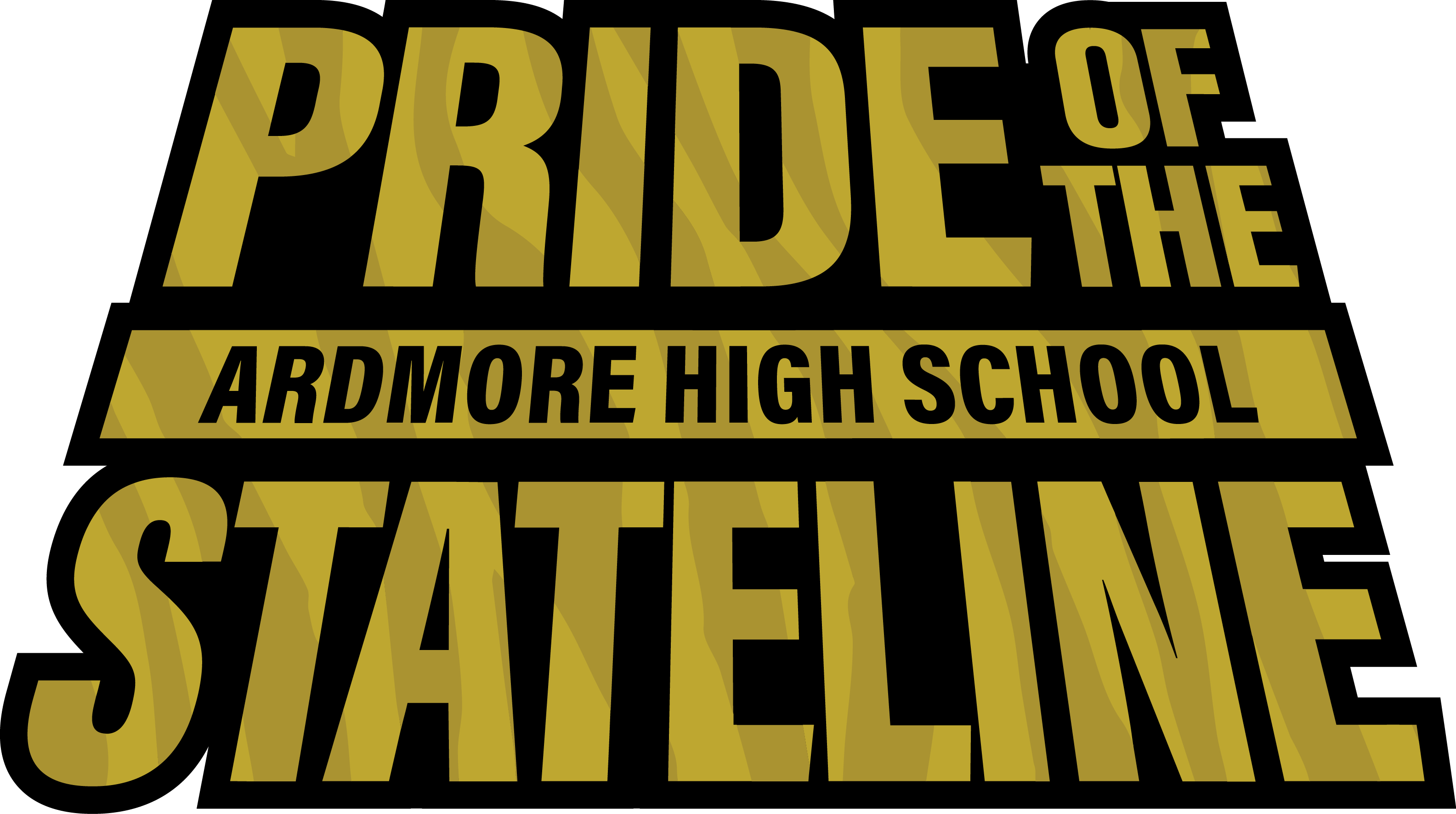 Pride of the State Line Band LOGO