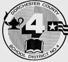 Dorchester District 4 logo