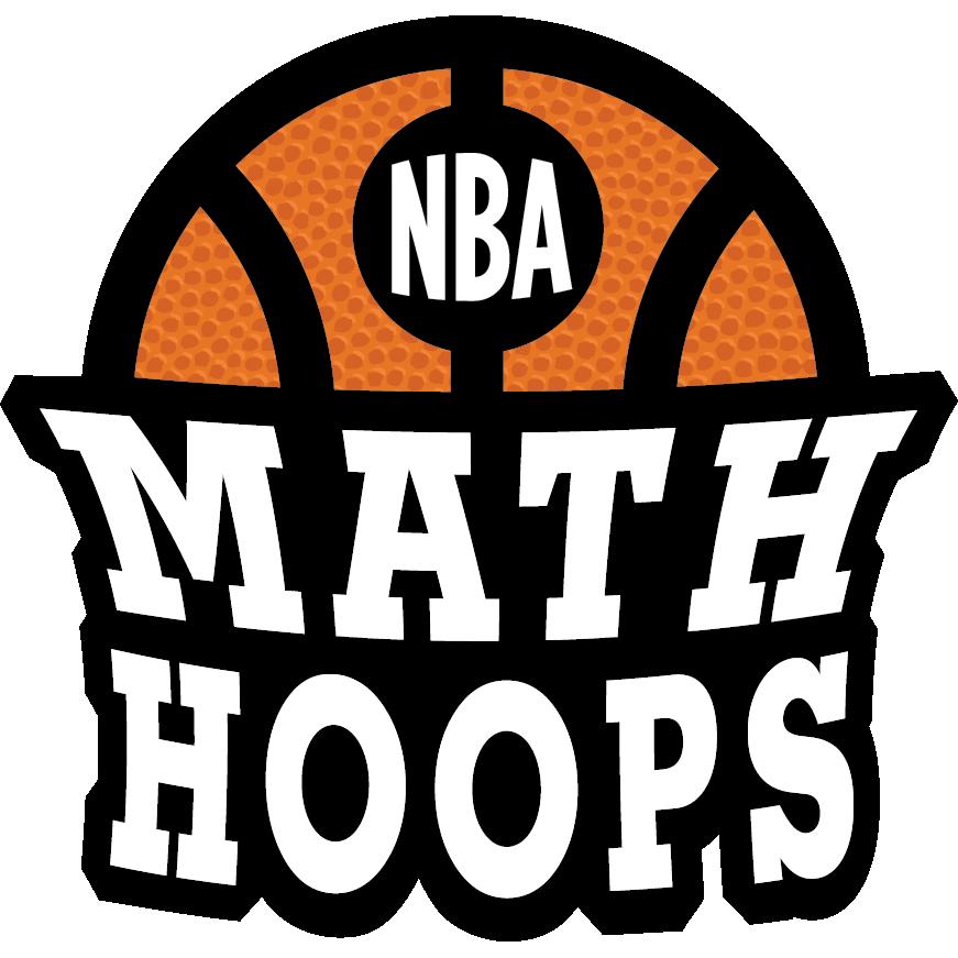 HOME OF THE NBA MATH HOOPS PROGRAM