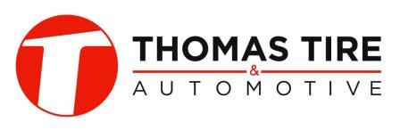 Thomas Tire Logo