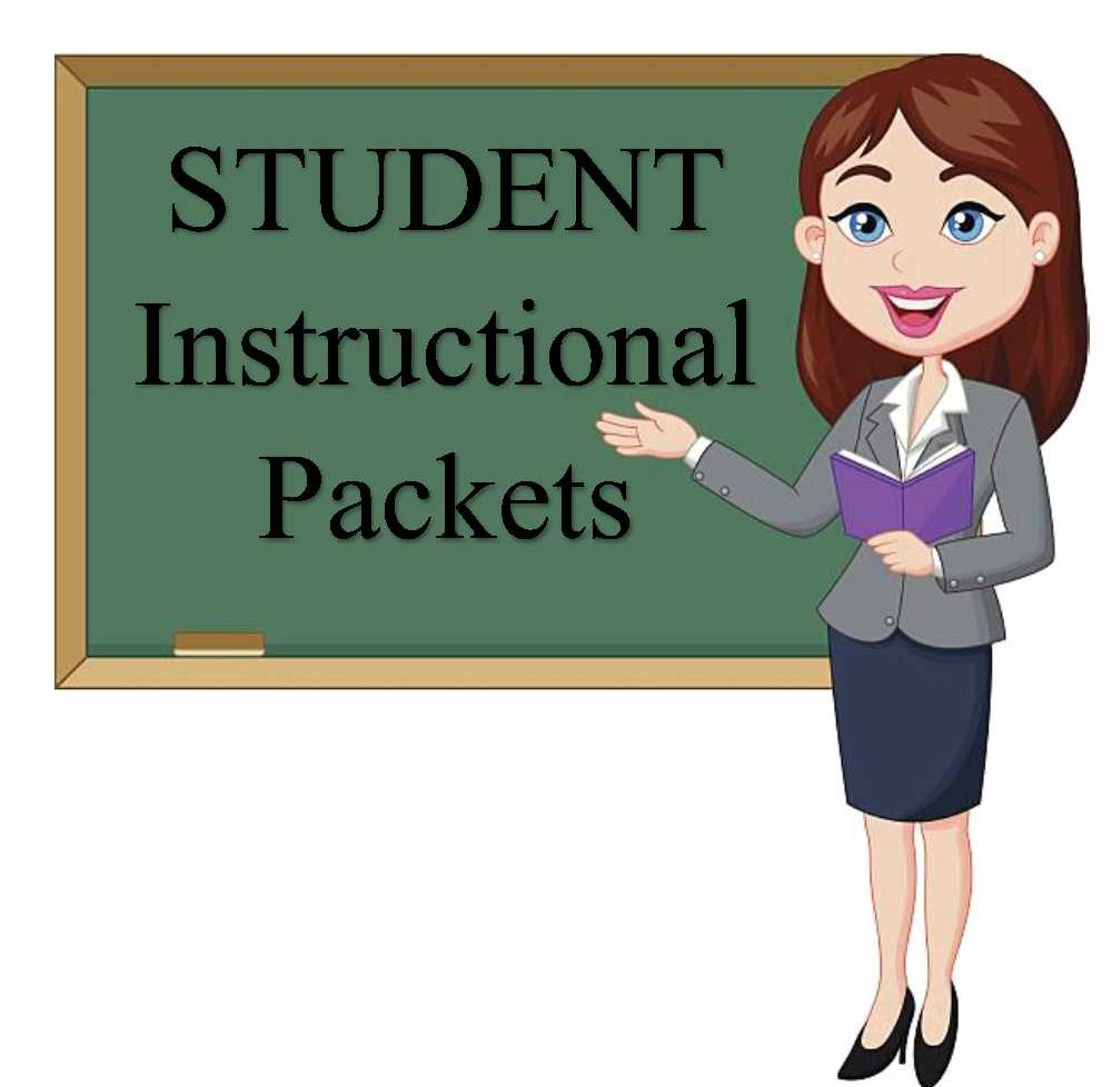 Student Instructional Packets