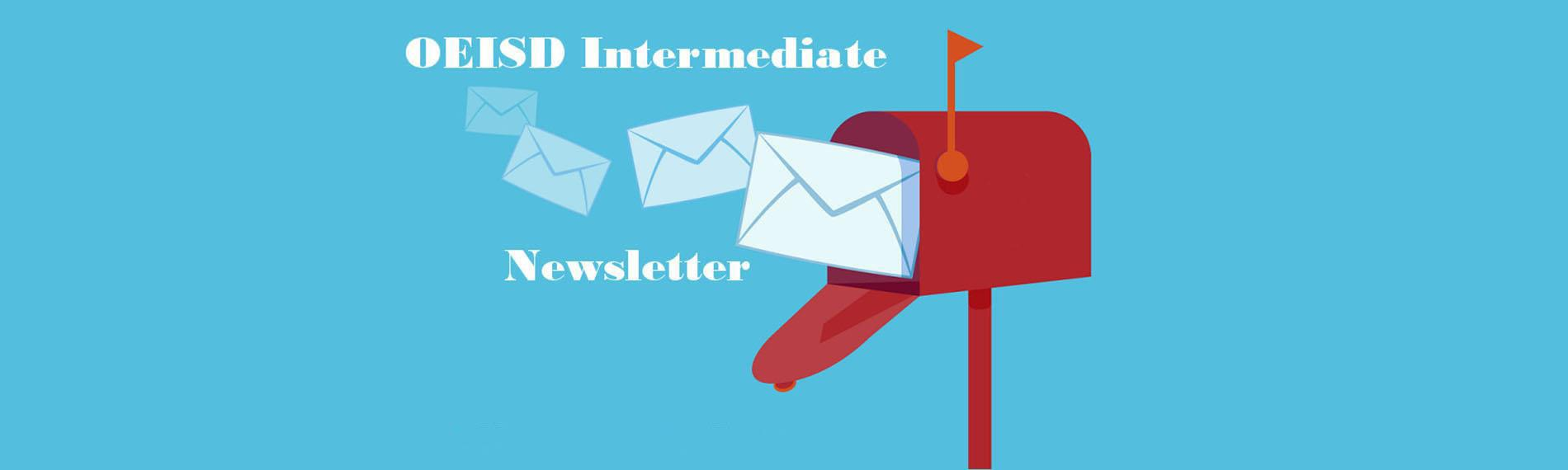 Graphic for the Intermediate Newsletter