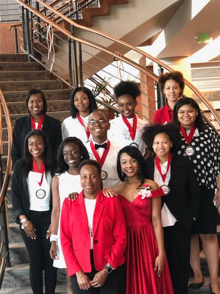 FCCLA National Winners
