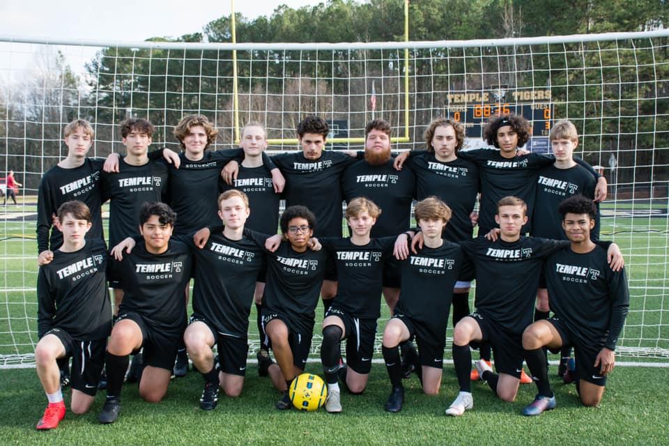Tiger Boys Soccer
