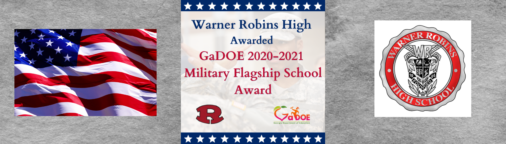 Military Flagship School Award