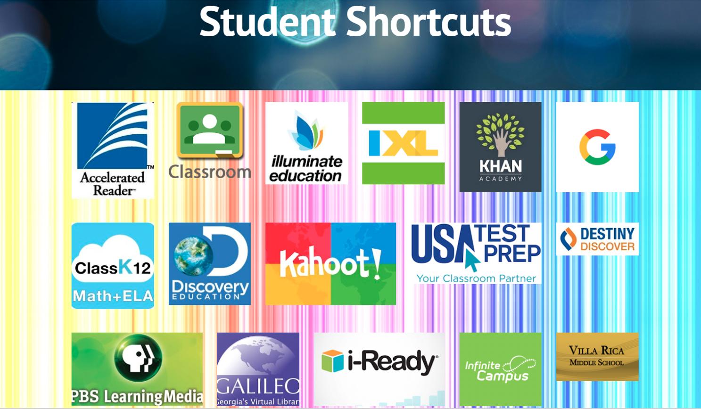 Student Shortuts