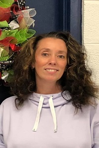 Wendy Saunders LE Teacher of the Year