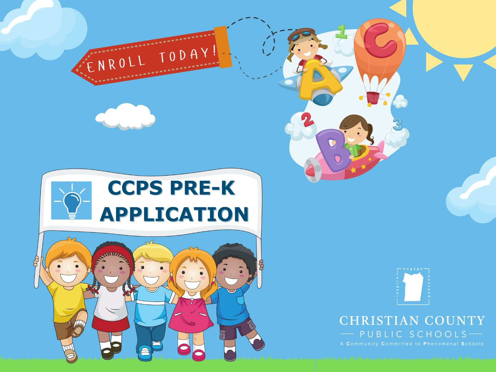 PreK application