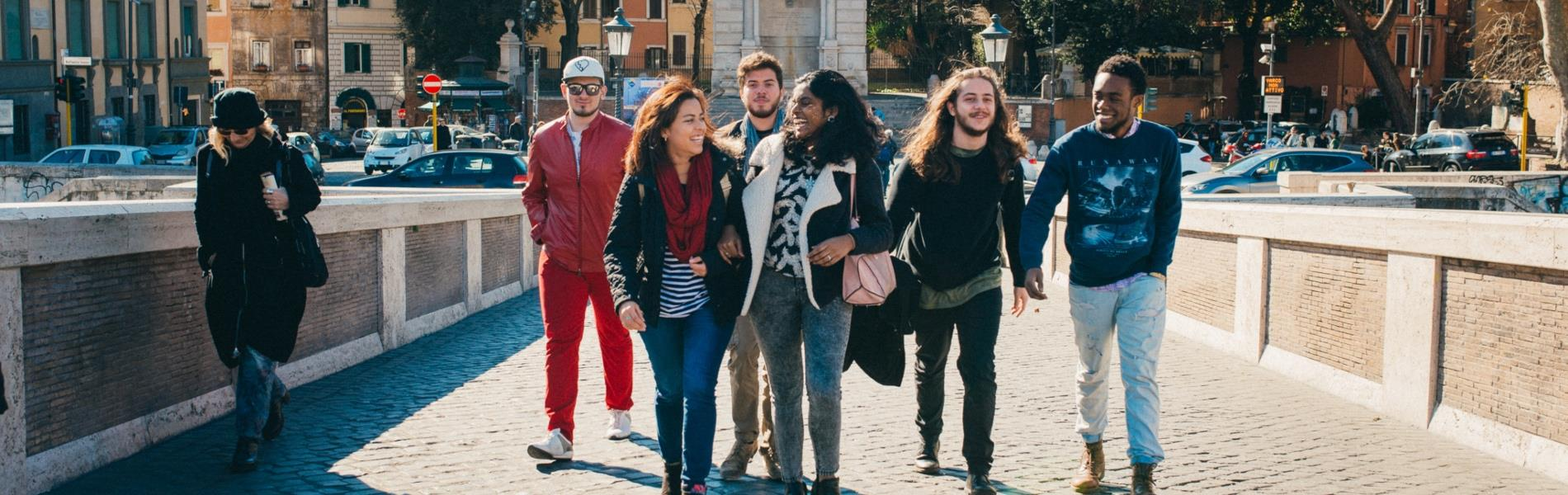 Study Abroad at John Cabot University in Rome, Italy