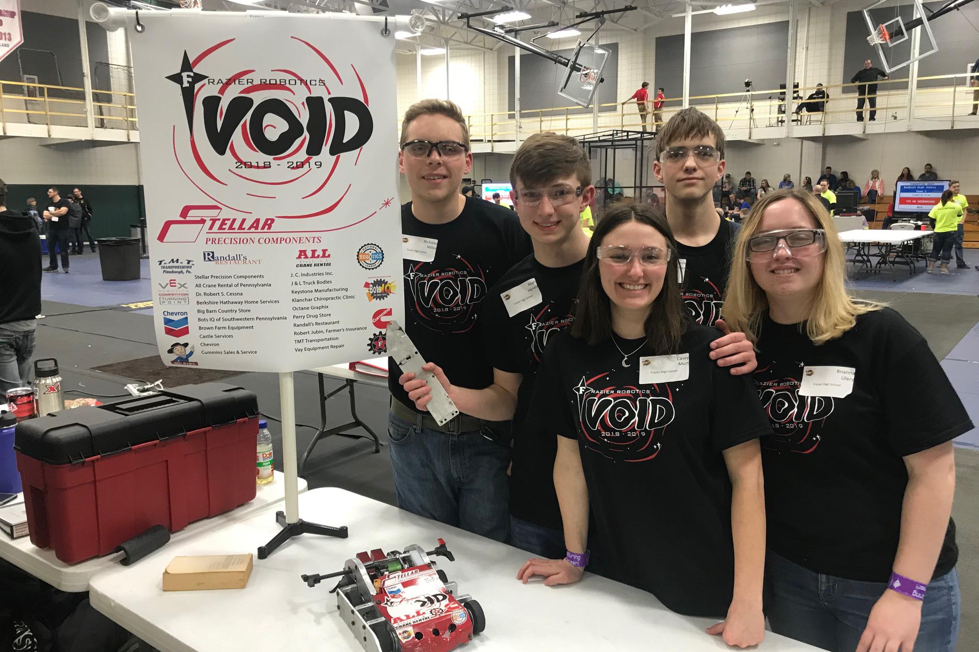 Frazier Robotics VOID 2018-19