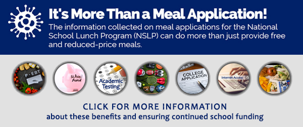 infographic for Meal Application benefits